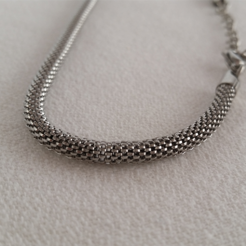 Large Round Stainless Steel Chain