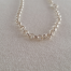Large Silver Loop Chain