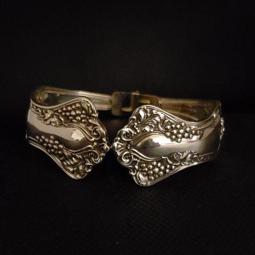 Silverware Clasp Bracelet 2